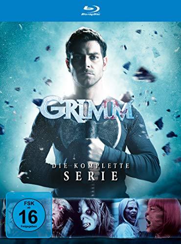 Grimm Die komplette Serie [Blu-ray]