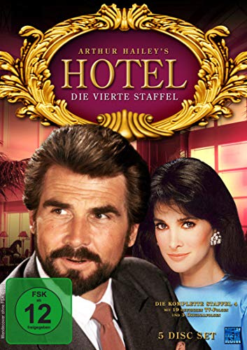 Hotel Staffel 4 (5 DVDs)