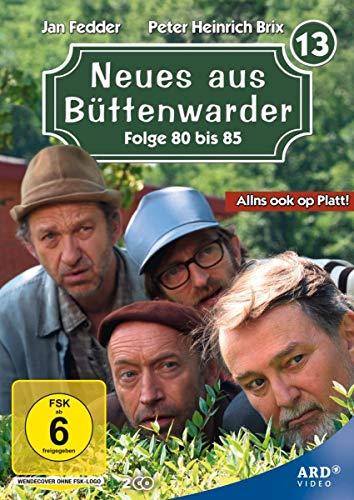 Neues aus Büttenwarder Folge 80-85 (2 DVDs)
