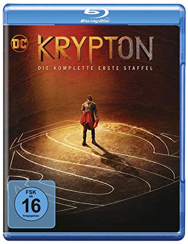 Krypton Staffel 1 [Blu-ray]