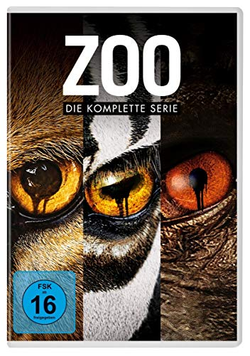 Zoo Season 1 [Blu-ray]
