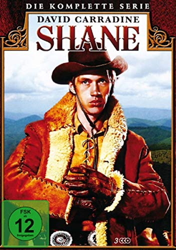 Shane Die komplette Serie (3 DVDs)
