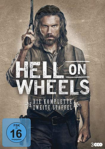 Hell on Wheels Staffel 2 (3 DVDs)