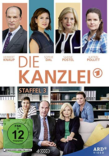Die Kanzlei Staffel 3 (4 DVDs)