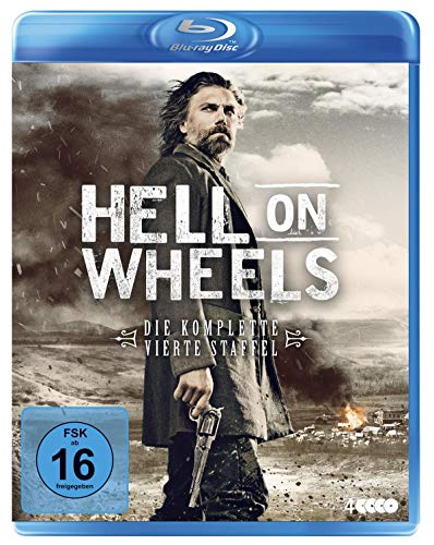 Hell on Wheels Staffel 4 [Blu-ray]