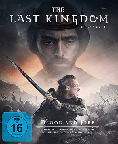 The Last Kingdom Staffel 3 [Blu-ray]