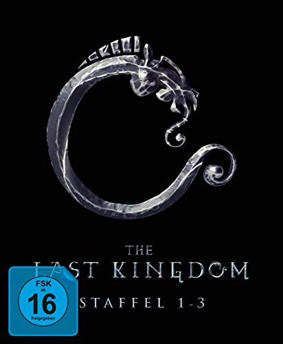The Last Kingdom Staffel 1-3 [Blu-ray]
