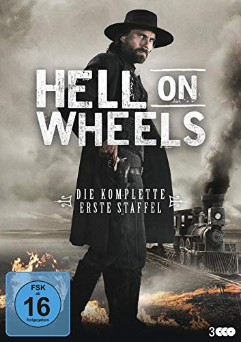 Hell on Wheels Staffel 1 (3 DVDs)