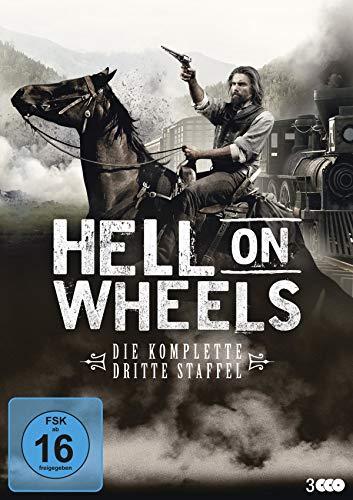 Hell on Wheels Staffel 3 (3 DVDs)