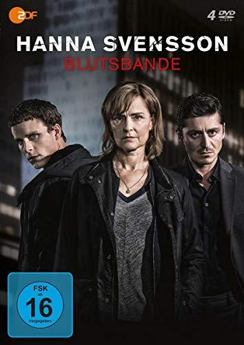 Hanna Svensson Blutsbande (4 DVDs)