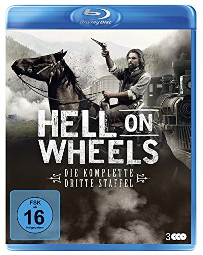 Hell on Wheels Staffel 3 [Blu-ray]