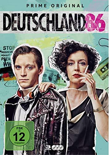 Deutschland '86 3 DVDs