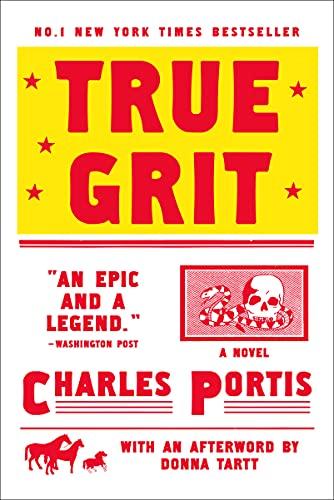 True Grit — Charles Portis