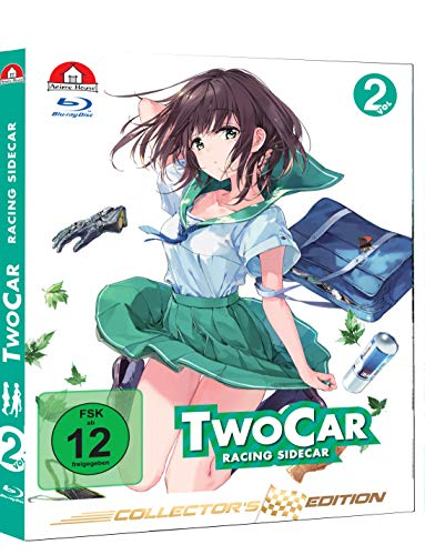 Two Car, Vol. 2 (Limited Collector's Edition) [Blu-ray]