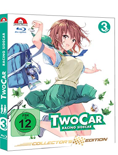 Two Car, Vol. 3 (Limited Collector's Edition) [Blu-ray]
