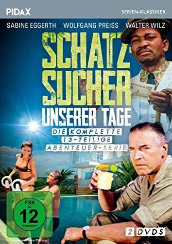 Schatzsucher unserer Tage Die komplette Serie (2 DVDs)