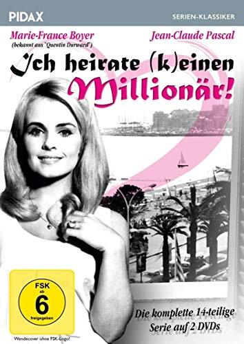 Ich heirate (k)einen Millionär! Die komplette Serie (2 DVDs)