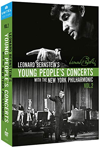 Leonard Bernstein's Young People's Concerts, Vol. 2 (6 DVDs)