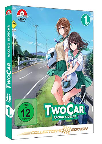 Two Car, Vol. 1 (Limited Collector's Edition)