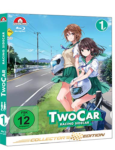 Two Car, Vol. 1 (Limited Collector's Edition) [Blu-ray]