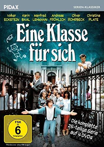 Eine Klasse für sich Die komplette Serie (4 DVDs)