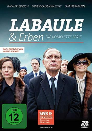 Labaule und Erben Die komplette TV-Saga (2 DVDs)