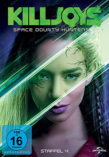 Killjoys - Space Bounty Hunters: