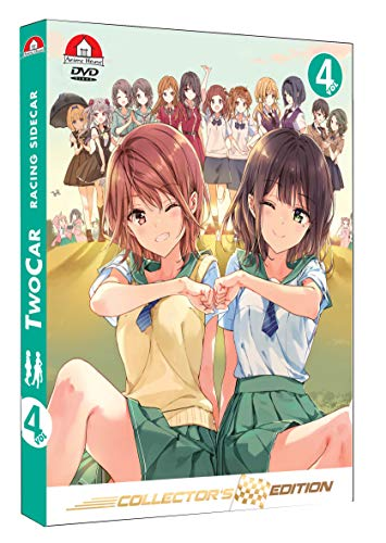 Two Car, Vol. 4 (Limited Collector's Edition)