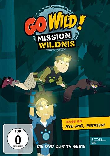 Go Wild! - Mission Wildnis, Vol.28: Aye-Aye, Piraten!