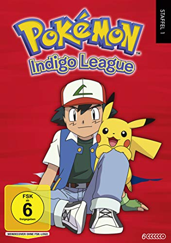 Pokémon Staffel  1: Indigo Liga (6 DVDs)