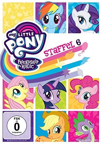 My Little Pony:  Freundschaft ist Magie Staffel 6 (3 DVDs)