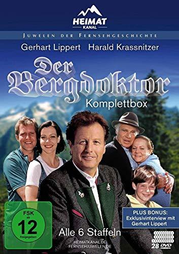 Der Bergdoktor Komplettbox (28 DVDs)