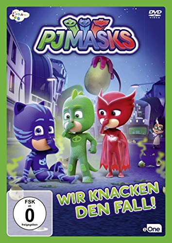 PJ Masks - Pyjamahelden: Wir knacken den Fall!