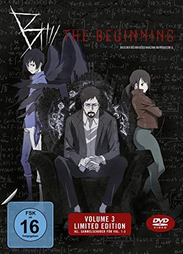 B: The Beginning, Vol. 3 (Limited Edition mit Sammelschuber)