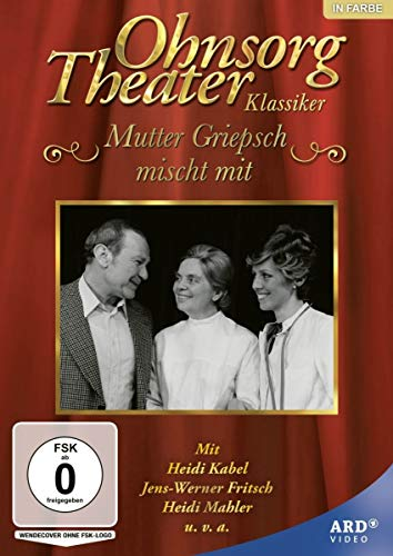 Ohnsorg Theater Klassiker: Mutter Griepsch mischt mit