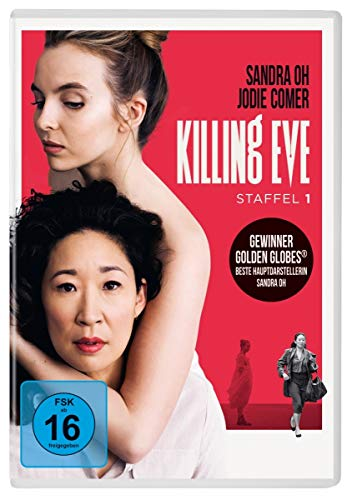 Killing Eve Staffel 1 (2 DVDs)
