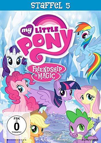 My Little Pony:  Freundschaft ist Magie Staffel 5 (3 DVDs)