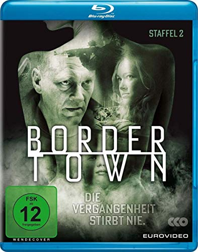 Bordertown Staffel 2 [Blu-ray]
