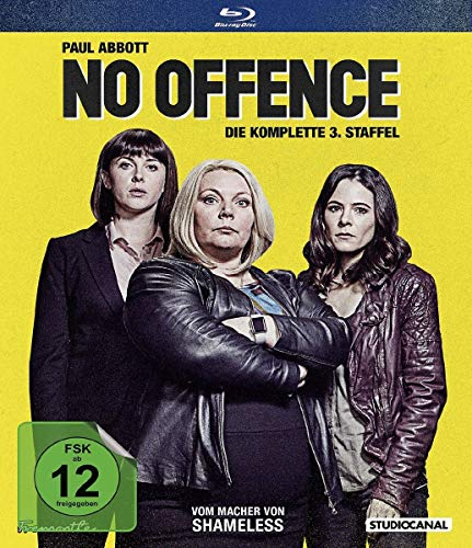 No Offence Staffel 3 [Blu-ray]