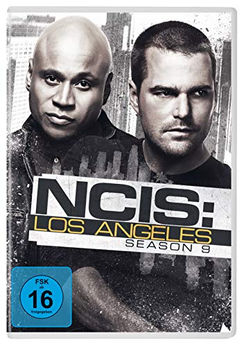 NCIS Los Angeles Season 9 (6 DVDs)