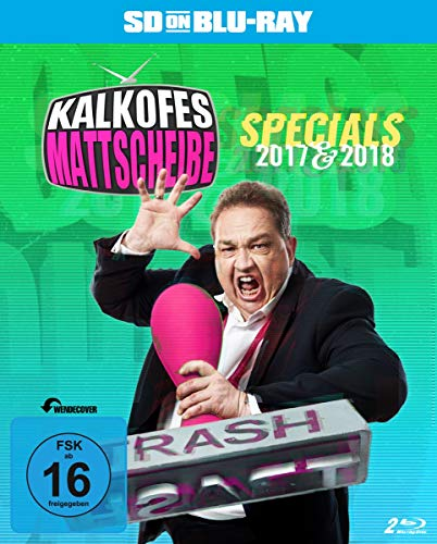 Kalkofes Mattscheibe Specials 2017 & 2018 [SD on Blu-ray]