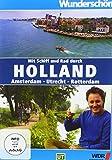 Mit Schiff und Rad durch Holland - Amsterdam - Utrecht - Rotterdam