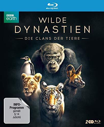 Wilde Dynastien Die Clans der Tiere [Blu-ray]