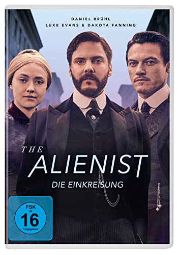 DVD-The Alienist Series 1