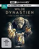 Die Clans der Tiere (4K Ultra HD) [Blu-ray]