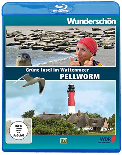 Wunderschön! Pellworm: Grüne Insel im Wattenmeer [Blu-ray]