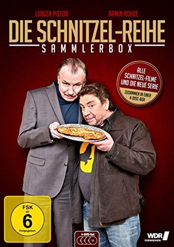 Die Schnitzel-Reihe (Sammler-Box inkl. Serie) (4 DVDs)