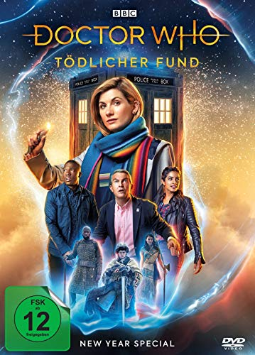 Doctor Who New Year Special: Tödlicher Fund