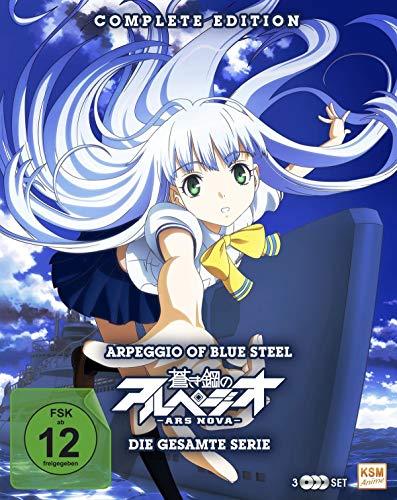 Arpeggio of Blue Steel: Ars Nova