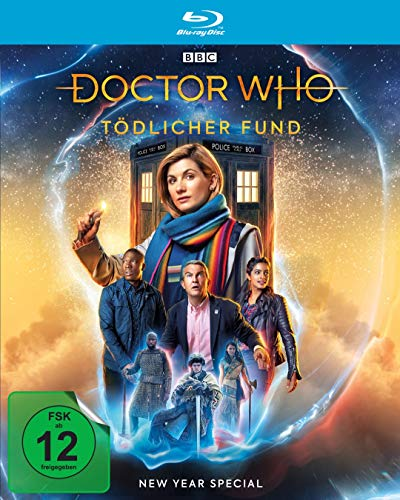 Doctor Who New Year Special: Tödlicher Fund [Blu-ray]